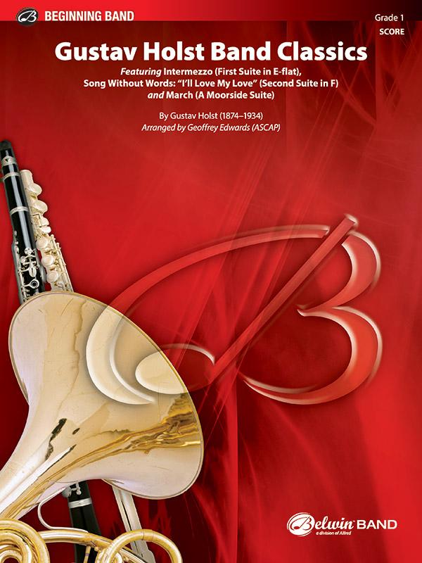 Gustav Holst Band Classics