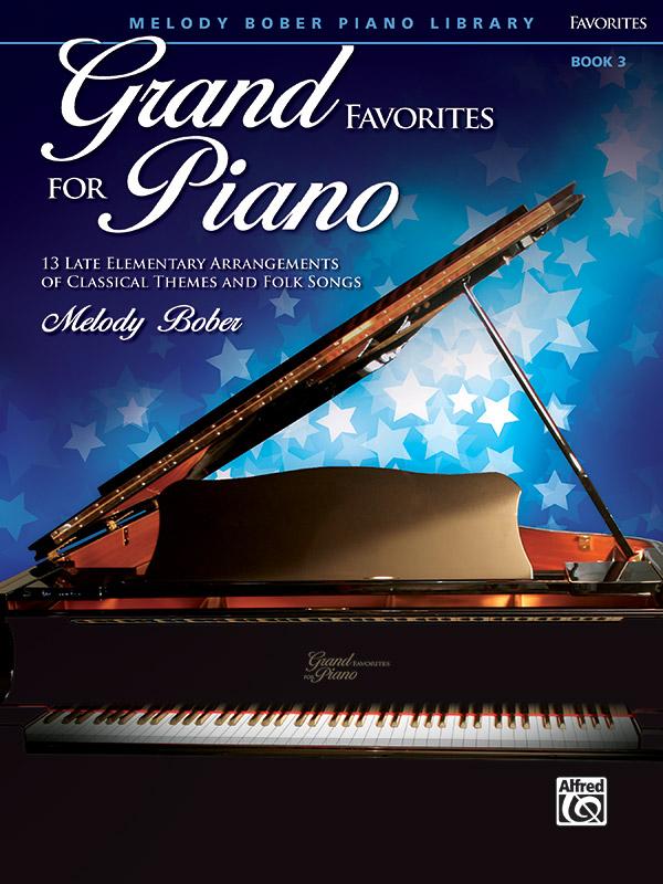 Grand Favorites for Piano, Book 3
