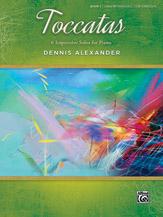 Toccatas, Book 1