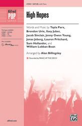 Alan Billingsley : High Hopes : Showtrax CD : 038081548562  : 00-47883