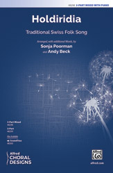 Andy Beck : Holdiridia : Showtrax CD : 038081551234  : 00-48300