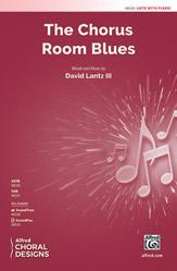 David Lantz III : The Chorus Room Blues : Showtrax CD : 038081551517  : 00-48328
