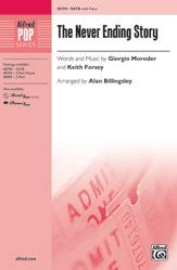 Alan Billingsley : The Never Ending Story : Showtrax CD : 038081552248  : 00-48401