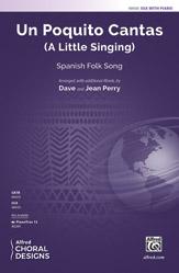 Un Poquito Cantas : SSA : 0 : Sheet Music : 00-48430 : 038081552538