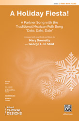Mary Donnelly : A Holiday Fiesta! : Showtrax : 038081552897  : 00-48466