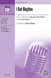 I Got Rhythm : SSA : Mark Hayes : DVD : 00-48480 : 038081553030