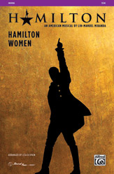 Hamilton Women : SSA : 0 : Hamilton : Sheet Music : 00-48486 : 038081553092