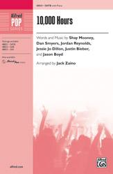 Jack Zaino : 10,000 Hours : Showtrax : 038081561585  : 00-48834