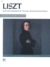 Liszt: Selected Intermediate to Early Advanced Piano Solos