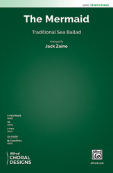 The Mermaid : TB : Jack Zaino : Sheet Music : 00-48890 : 038081562148