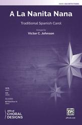 A La Nanita Nana : SSA : Victor C. Johnson : Sheet Music : 00-48898 : 038081562223