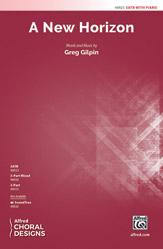 Greg Gilpin : A New Horizon : Showtrax : 038081562506  : 00-48926