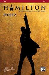 Helpless : SATB : Lisa DeSpain : Lin-Manuel Miranda : Hamilton : Sheet Music : 00-48943 : 038081562674