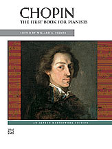 Chopin: First Book for Pianists