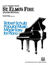 <I>St. Elmo's Fire</I>, Love Theme from (Instrumental)