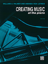 Creating Music at the Piano Lesson Book, Book 2