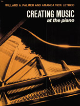 Creating Music at the Piano Lesson Book, Book 3