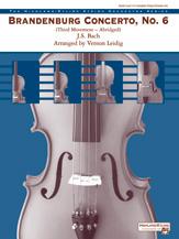 Brandenburg Concerto No. 6, 3rd Movement (Abridged)