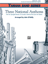 Three National Anthems (Star-Spangled Banner, O Canada!, America/God Save the Queen)