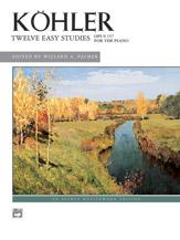 12 Easy Studies, Opus 157