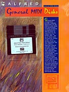 Alfred's Basic Piano Library: GM Disk -- Merry Christmas!, Level 1A-2