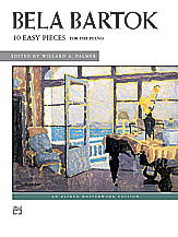 Bartok: 10 Easy Pieces