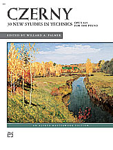 Czerny: 30 New Studies in Technique, Opus 849