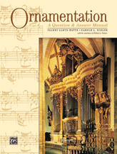 Ornamentation: A Question & Answer Manual
