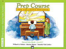 Alfred's Basic Piano Prep Course: Sacred Solo Book C