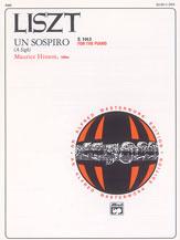 Liszt: Un sospiro, S. 144:3 (from <i>Trois etudes de concert</i>)