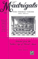 Madrigals for Treble Voices