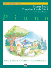 Alfred's Basic Piano Library: Hymn Book Complete 2 & 3