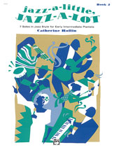 Jazz-a-Little, Jazz-a-Lot, Book 2