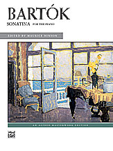 Bartok, Sonatina