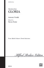Gloria, Selections from (3 movements)