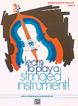 Learn to Play a Stringed Instrument, Book 3