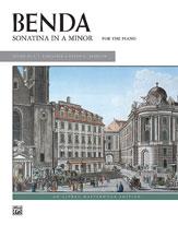 Benda: Sonatina in A Minor