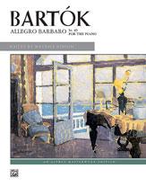 Bartok: Allegro Barbaro, Sz. 49