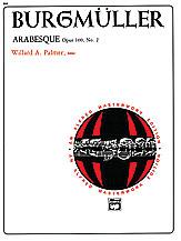 Burgmuller: Arabesque, Opus 100, No. 2