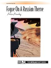 Fugue on a Russian Theme