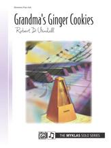 Grandma's Ginger Cookies