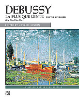 Debussy: La plus que lente