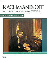 Rachmaninoff: Prelude in C-sharp Minor, Opus 3, No. 2