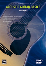 Ultimate Beginner Series: Acoustic Guitar Basics