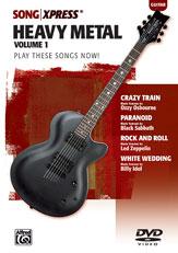 SongXpress : Heavy Metal, Vol. 1