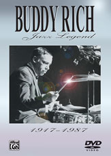 Buddy Rich: Jazz Legend (1917-1987)