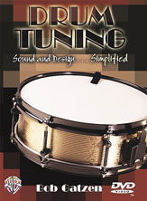 Drum Tuning: Sound and Design . . . Simplified