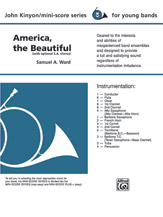 America, the Beautiful: 1st F Horn