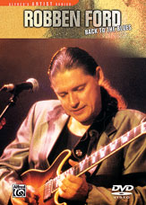 Back to the Blues  Robben Ford