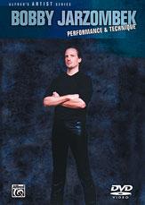 Bobby Jarzombek: Performance & Technique